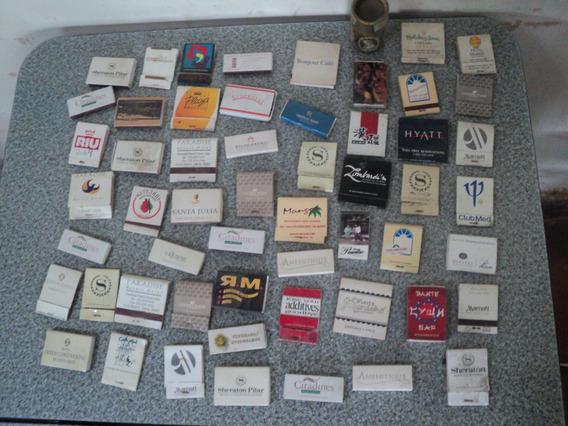 Coleccion Cajas De Fosforos