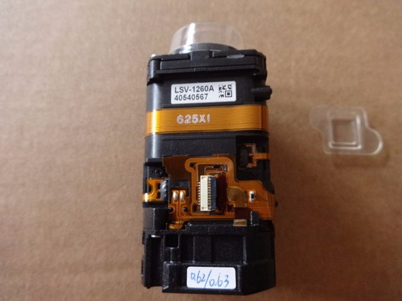 Bloco Otico Lsv-1260a Filmadora Sony Dcr-dvd910 - A1497728a