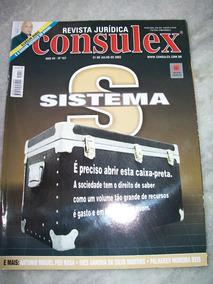 Revista Consulex Nº 157 - A Caixa-preta Do Sistema S