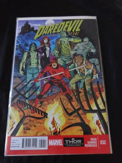 Daredevil # 32 Marvel Comics