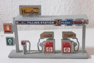 Antigo Posto De Gasolina