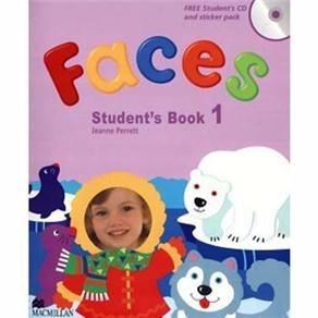 Livro Faces: Student