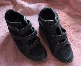 Sneaker Preto