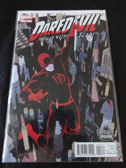 Daredevil # 20 Marvel Comics
