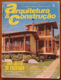 Revista Arquitetura & Construção Novembro/1992