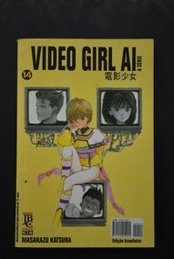 Mangá Video Girl Ai - A Série (masakazu Katsura) Nº14