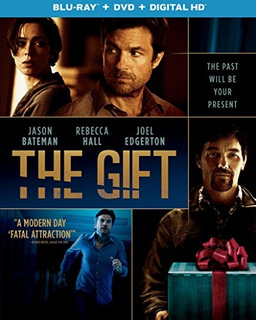 Blu-ray : - The Gift (with Dvd, Ultraviolet Digital Co...