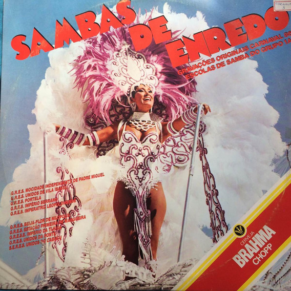 Lp Sambas De Enredo ( Carnaval 86 )