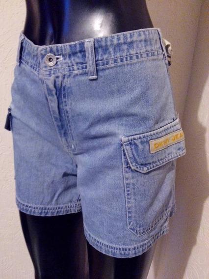 Chorts Pra Dama Dkny Jeans Talla 4