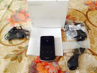 Sony Ericsson W508 Azul 3.2mpcamera Mp3 Mp4 Music 3g