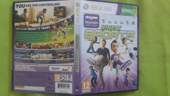 Kinect Sports - Midia Fisica - Original