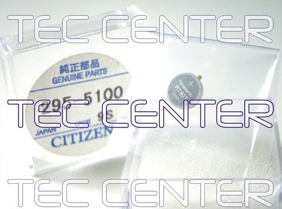 Capacitor Citizen 295-5100 - Original - Eco Drive, Aqualand!
