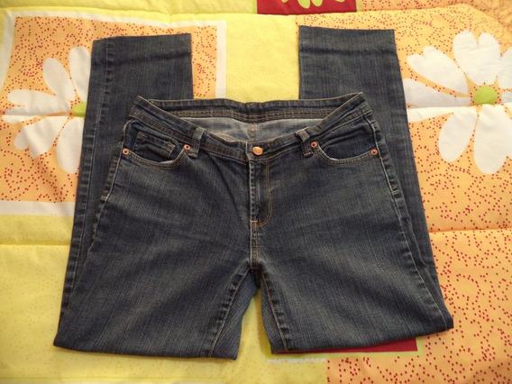 Pantalon De Mezclilla Jeans Sarah Jessica Parker 10-36