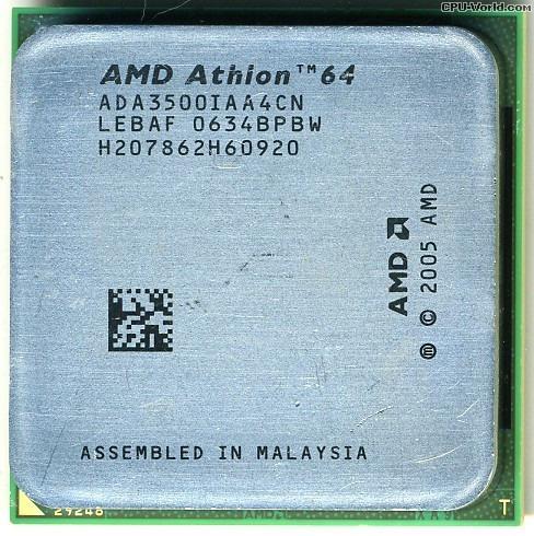 Processad Athlon 64 Amd 2.2ghz/512mb Skt Am2. Envio T.brasil