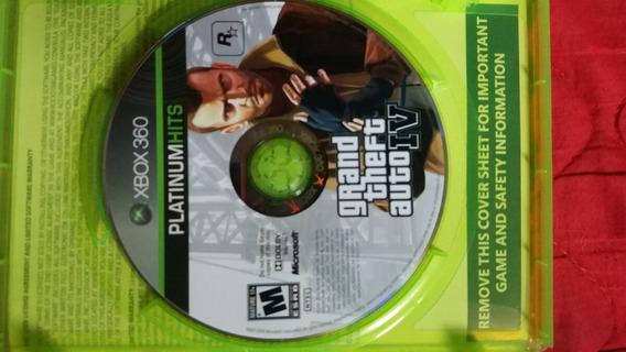 Gta Iv Para Xbox 360 Original