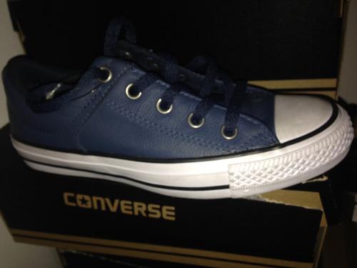 Imagen 1 de 4 de Zapatillas Converse Originales