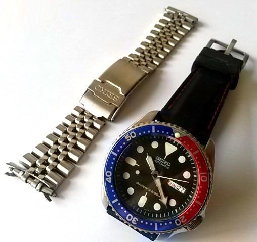 Seiko Scuba Diver 200m Skx009 Skx009k2 Relógio Automático