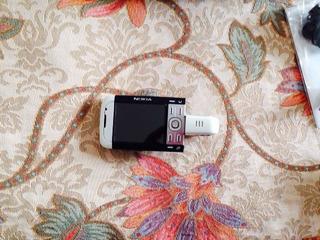 Pedido Nokia 5700 Xpress Music Libre De Fabrica Blanco Negro