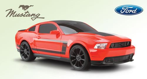 Carrinho Mustang Boss Ford Brinquedo