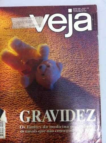 Revista Veja Ano 1995 Edição 1409 Gravidez Medicina Inflação