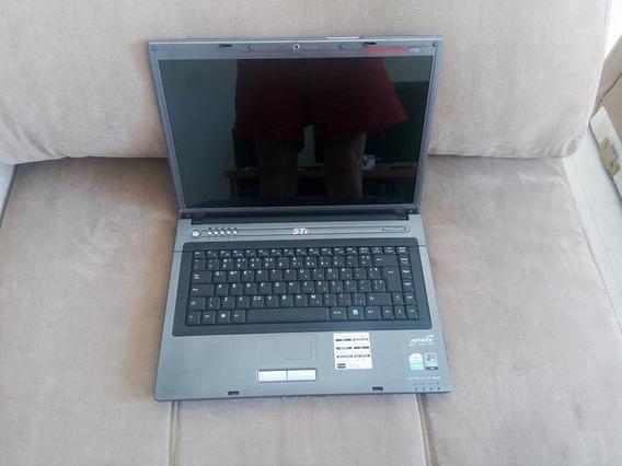 Notebook Toshiba Zerado - Quase Sem Uso