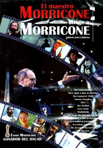 Dvd Morricone Dirige A Morricone - Ennio Morricone