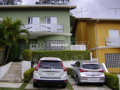 Casa Residencial À Venda, Pinus Park, Cotia - Ca13976. - Ca13976