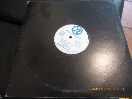 Vinilo Lp  De  Sha -rock & Inf   Sherriff's Rap (u426