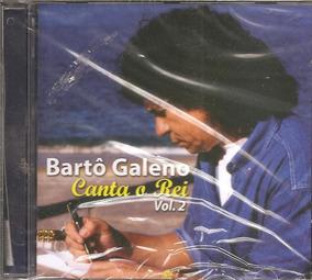 Cd Barto Galeno - Canta O Rei Vol.2 ( Roberto Carlos) -novo