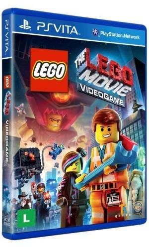 Jogo Lacrado The Lego Movie Videogame Para Ps Vita