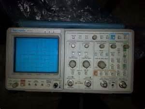 Osciloscopio Tektronix (manejo) + Curso Online