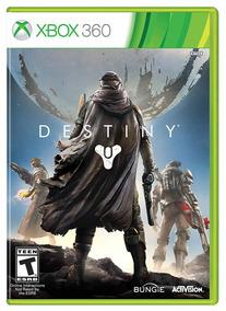 Destiny - Mídia Física Xbox 360