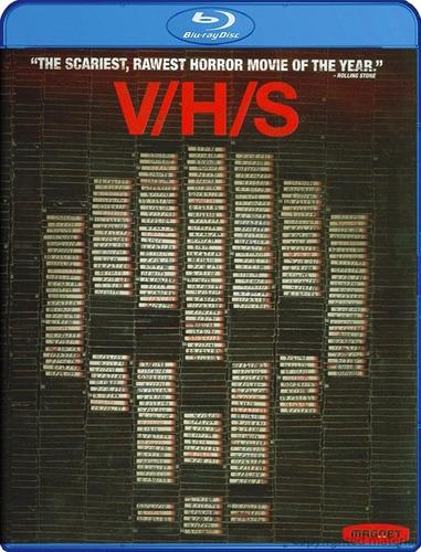 Blu-ray Vhs / Las Cronicas Del Miedo / V/h/s