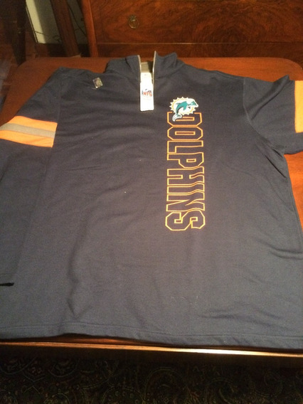 Amf44 Espectacular Sweater Miami Dolphins