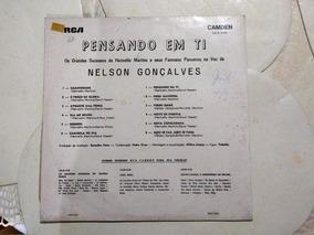 Lp Nelson Gonçalves Pensando Em Ti