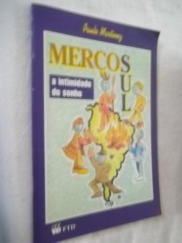 Livro - Merco Sul - Juvenil