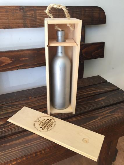 Cajas Para Vinos, Portabotellas. Regalo Personalizable
