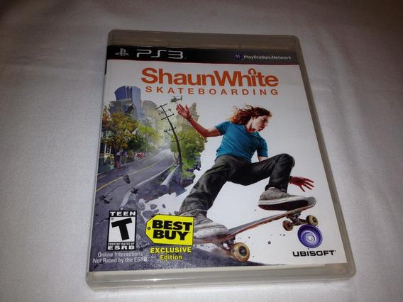 Shaun White Skateboarding Edicao Exclusiva Da Best Buy