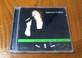 Cd Original De Doris Machin, Queremos Tu Gloria