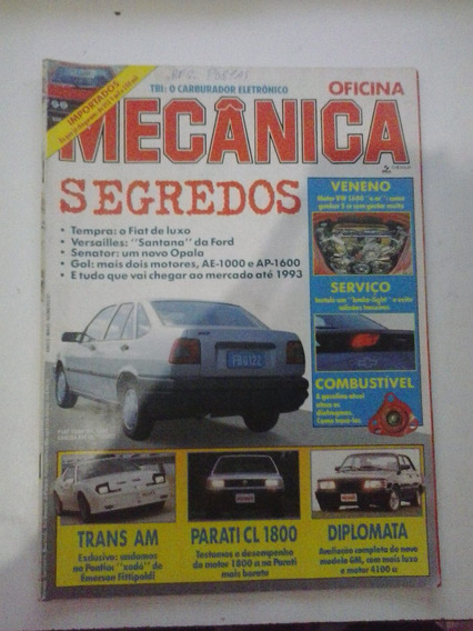 Revista Oficina Mecânica - N° 57 - Frete Grátis