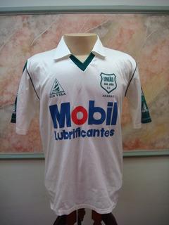 Camisa Futebol União São João Araras Sp Cid Vela Jogo 1357