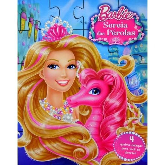 Barbie Sereias Das Pérolas