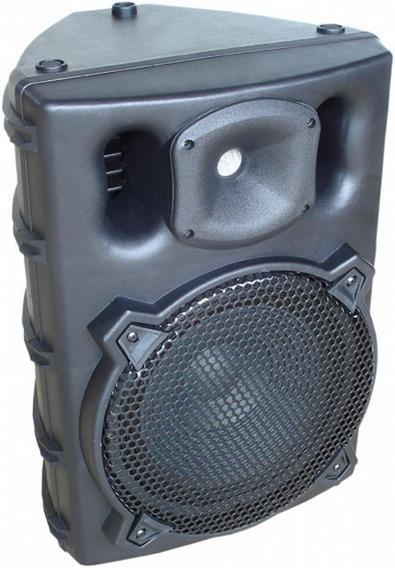 Caixa De Som Amplificada Csr 770a 100w Rms Ativa Usb Sd