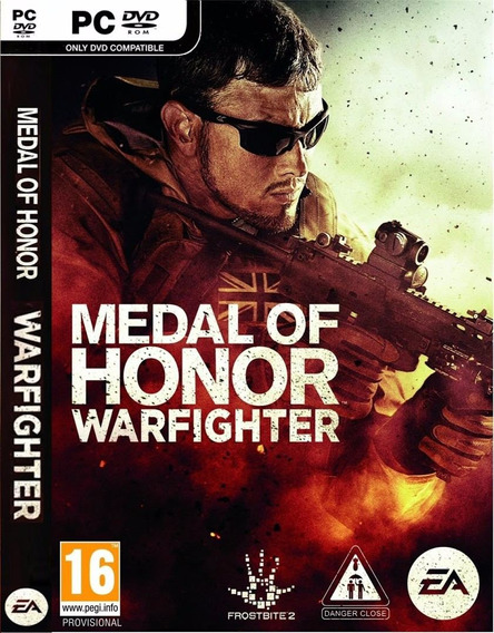 Medal Of Honor Warfighter Pc Envio No Mesmo Dia Original!