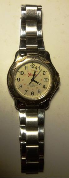Relógio Fender Original Pulseira Original - Raridade