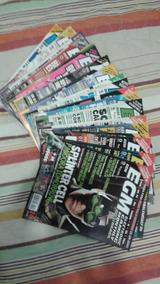 Coleção De Revistas Egm Brasil (100 Revistas No Total)!
