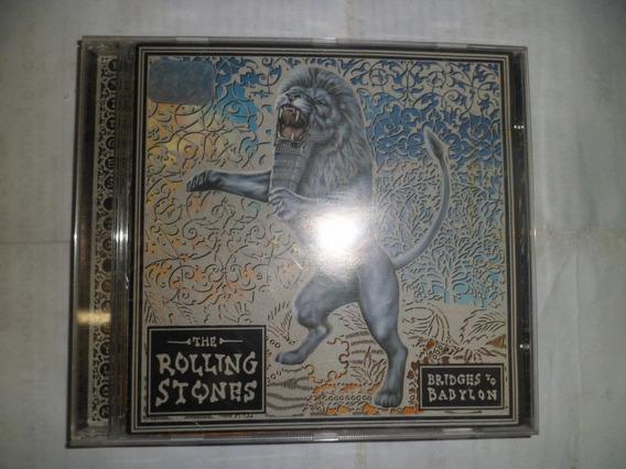 Cd - The Rolling Stones - Bridges To Babylon Frete 10,00