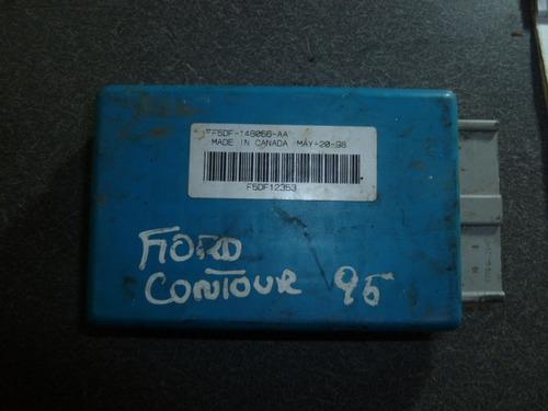 Imagen 1 de 4 de Vendo Computadora De Ford Contour,año 1995, 6 Cilindros