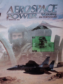 Livro-aerospace Power-1 Trimestre 2001:guerra Do Golfo