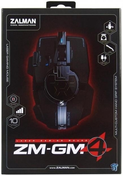 Mouse Zalman Knossos Zm-gm4 (transformer)
